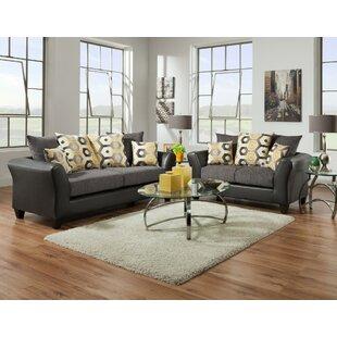 Middleton 2 Piece Living Room Set by Latitude Run
