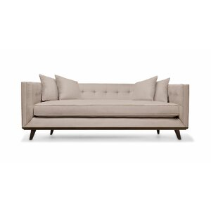 Grace 108 Chesterfield Sofa by South Cone Home