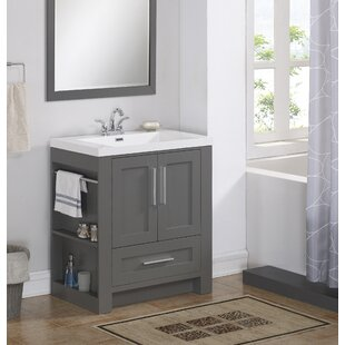 left side sink vanity wayfair rh wayfair com