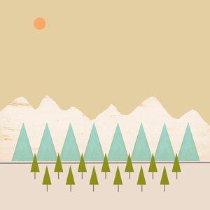 Simplicity by Tammy Kushnir Paper Print