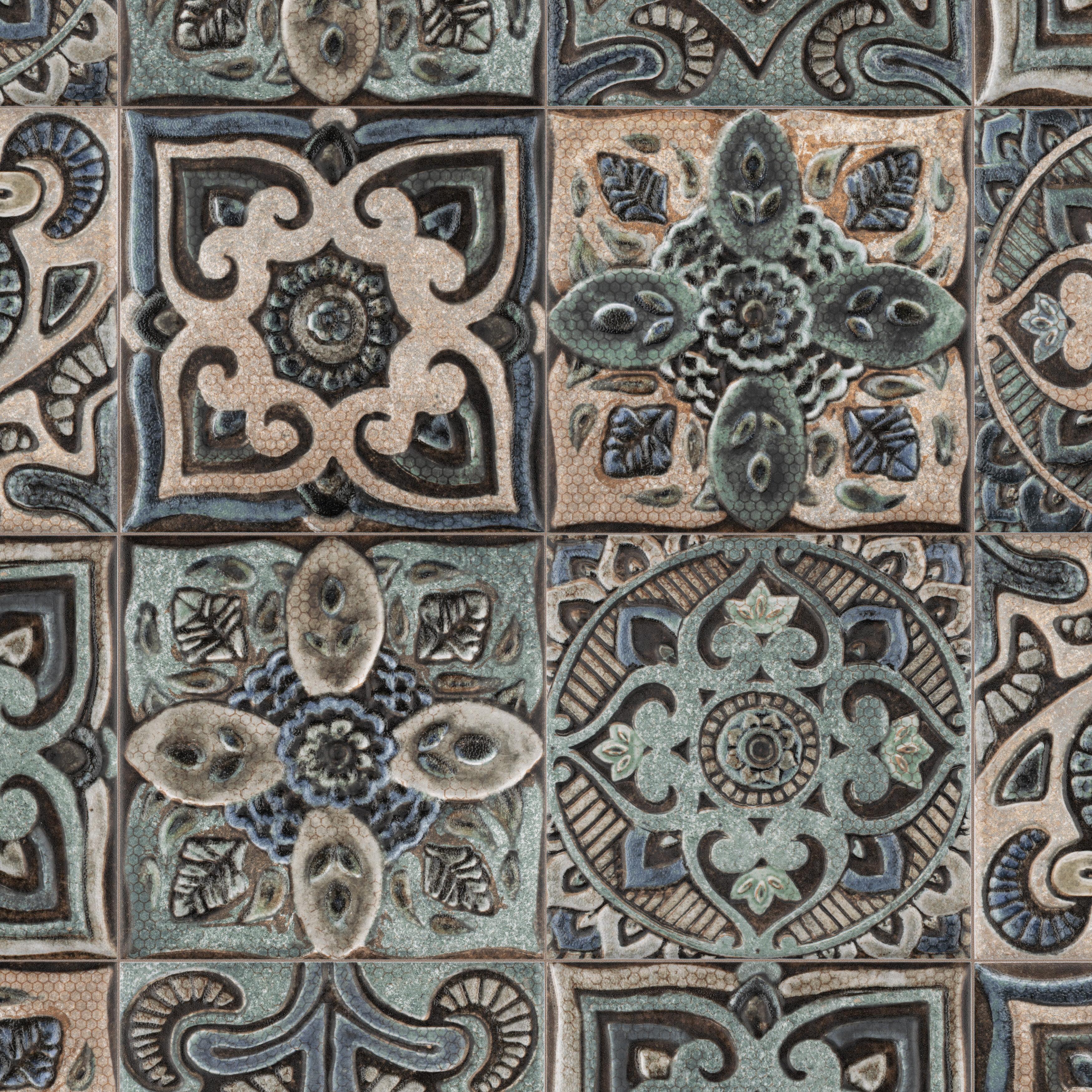 Elitetile Ecliptic 8 X 8 Ceramic Field Tile Reviews Wayfair