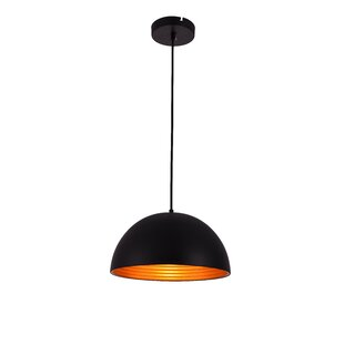 Living District Circa 1-Light Inverted Pendant