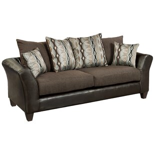 Dilorenzo Rip Sable Sofa by Latitude Run Today Only Sale