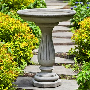 Campania International Windmoore Birdbath