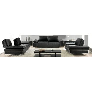 Gia Sleeper Configurable Living Room Set