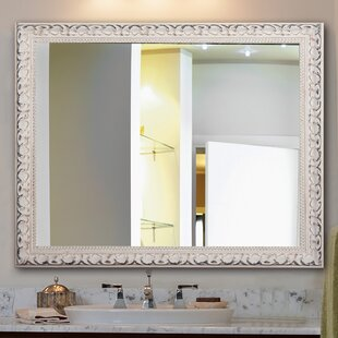 Rectangle French Victorian Wall Mirror