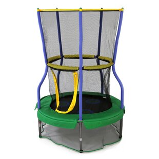Skywalker Trampolines Lily Pad 3.3' Trampoline with Enclosure