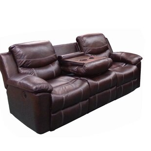Broomfield Motion Reclining Sofa by Winston Porter