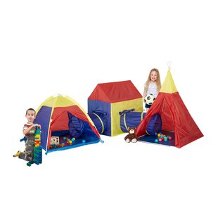 Colette 5 Piece Play Tent Set By Zoomie Kids