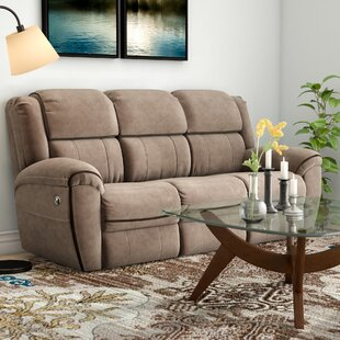 Simmons Genevieve Double Motion Reclining Sofa