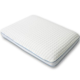 Shaver Reversible Medium Gel Memory Foam Standard Bed Pillow (Set Of 2) by Alwyn Home New