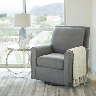 Weddington Glider Armchair by Darby Home Co
