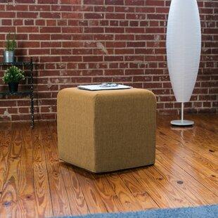 Speier Cube Ottoman by Latitude Run