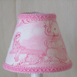 Kelly's Toile 11 Fabric Empire Lamp Shade