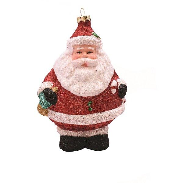 Santa Christmas Ornaments You Ll Love In 2021 Wayfair Ca