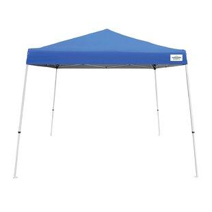 Caravan Sports V-Series 2 10 Ft. W x 10 Ft. D Steel Pop-Up Canopy