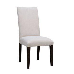 Red Barrel Studio Hebron Upholstered Dining Chair (Set of 2)