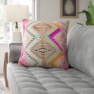 Demina Indoor/Outdoor Throw Pillow