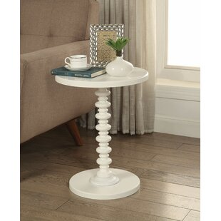 Roche End Table by Charlton Home