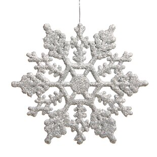 Hanging Snowflake Decorations You Ll Love In 2019 Wayfair