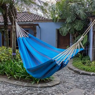 Hand-Woven Single Tree Hammock by Novica