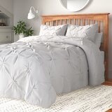 Ulloa Microfiber Traditional Comforter Set