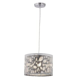 Zipcode Design Hailee 1-Light Drum Pendant