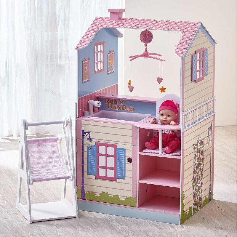 Attrayant Baby Nursery Doll House