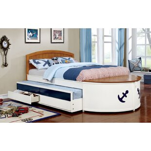 Durant Mates  Captains Bed by Zoomie Kids