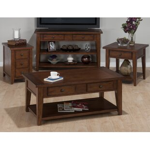 Bonniebrook 4 Piece Coffee Table Set