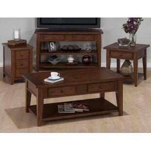 Bonniebrook Coffee Table Set by Loon Peak