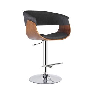 Purchase Adjustable Height Swivel Bar Stool by AC Pacific Reviews (2019) & Buyer's Guide