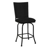 Wan Swivel Bar & Counter Stool by Latitude Run