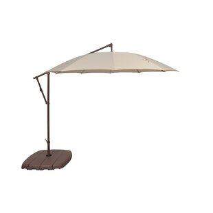 SimplyShade 10' Round Cantilever Umbrella