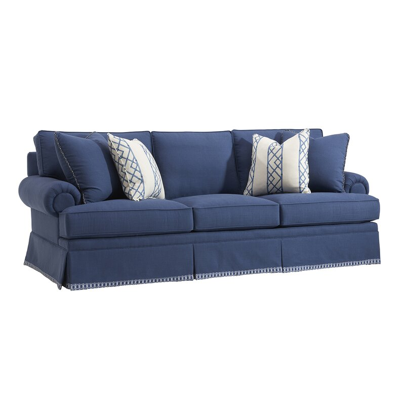Lexington Townsend 95 Rolled Arm Sofa Perigold