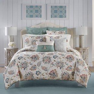 Croscill Home Fashions Beckett 3 Piece Comforter Set