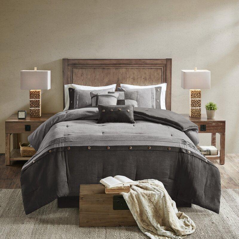 Laurel Foundry Modern Farmhouse Morandiere 7 Piece Comforter Set Reviews