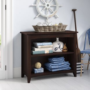 Kerlin Standard Bookcase by Three Posts
