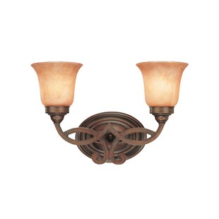 Dolan Designs Medici 2-Light Vanity Light