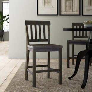Ellenton 40 Bar Stool Set (Set of 2) Greyleigh