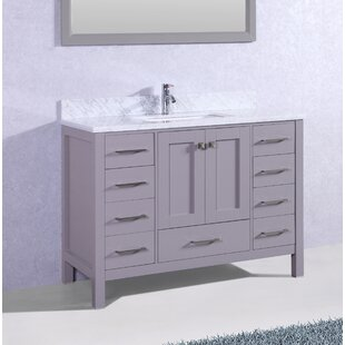 Pichardo 48 Single Bathroom Vanity Set By Brayden Studio