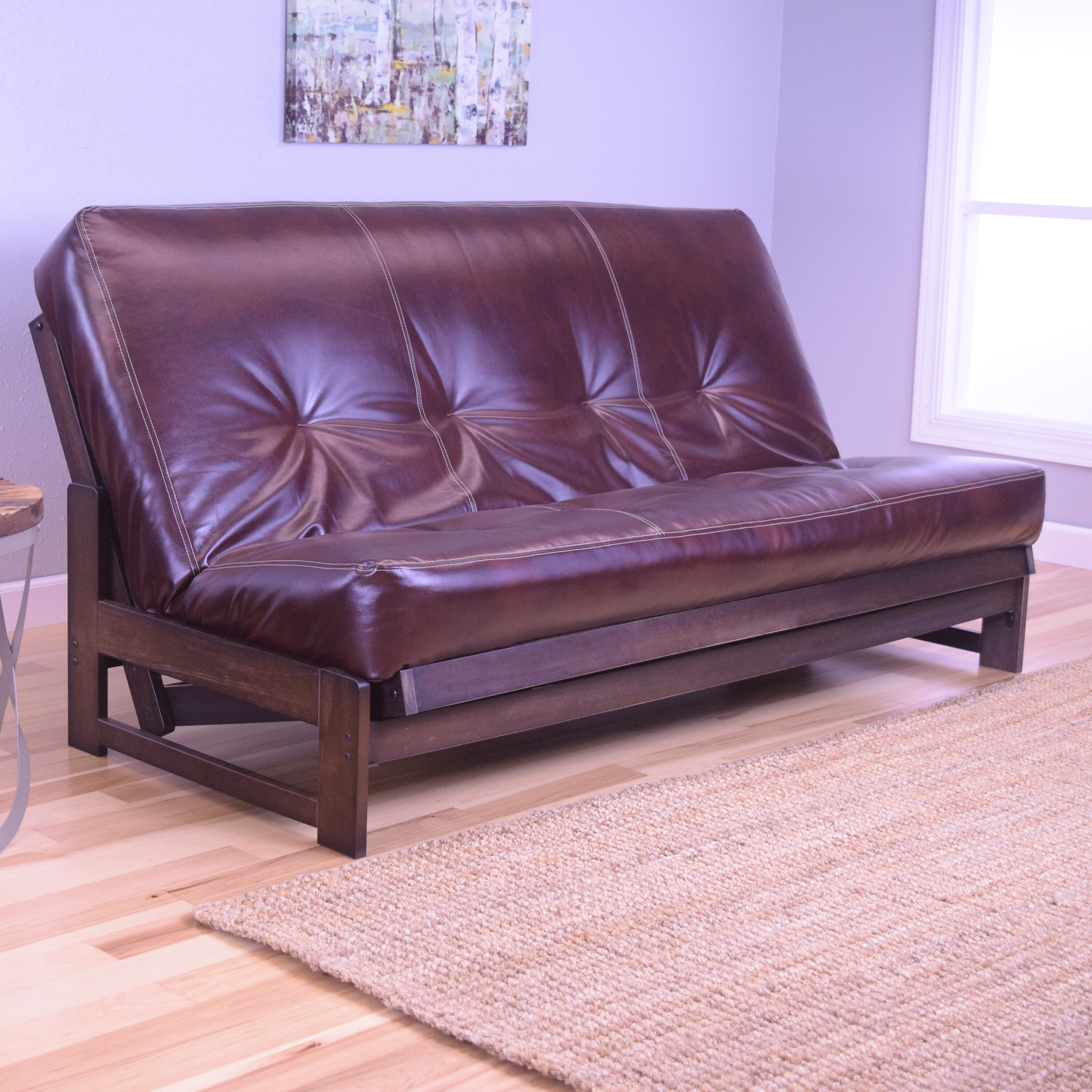near futons store products and item coaster brown with futon ratchet dark bed sofa beds back number me