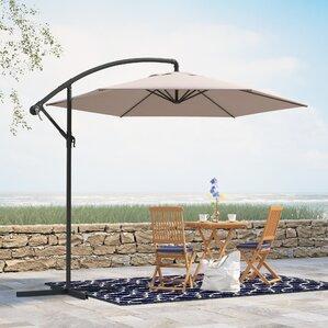 Alyssa 10u0027 Cantilever Umbrella