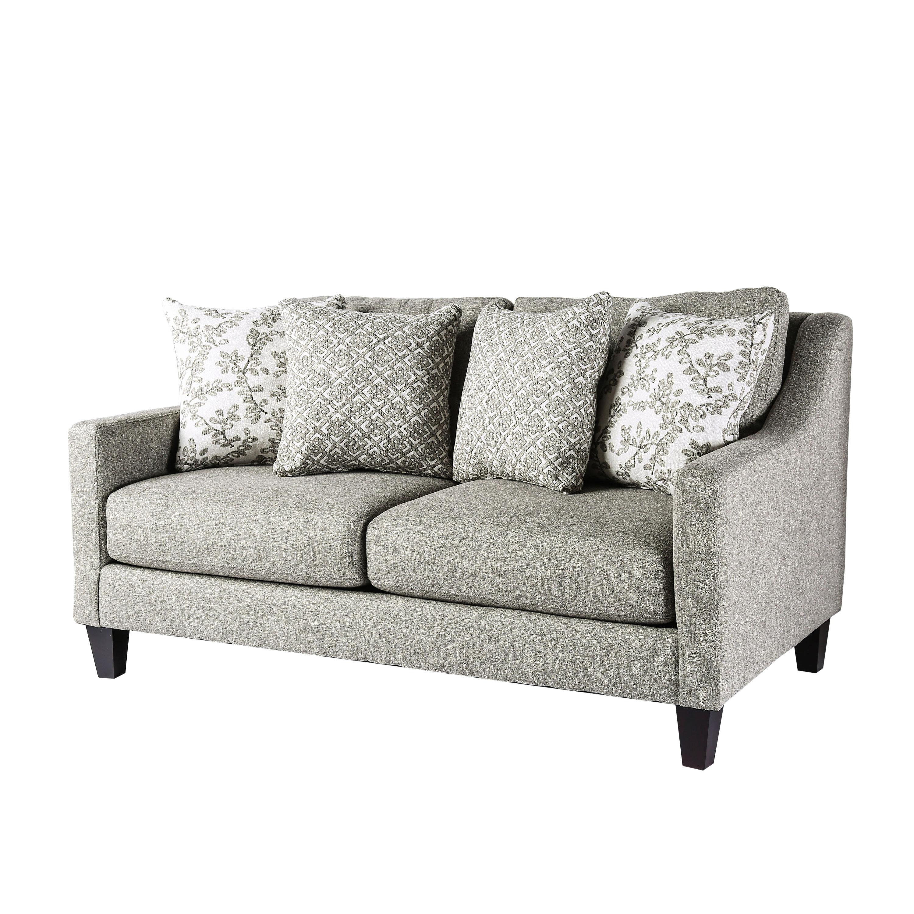Tremendous Canby Stain Resistant Loveseat Onthecornerstone Fun Painted Chair Ideas Images Onthecornerstoneorg