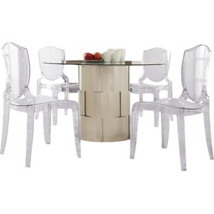 Kingstown Home Emanuella 5-Piece Dining Set