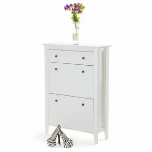 12 Pair Shoe Storage Cabinet By Brambly Cottage