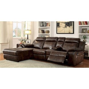 Price comparison Artoria Reclining Sectional by Latitude Run Reviews (2019) & Buyer's Guide