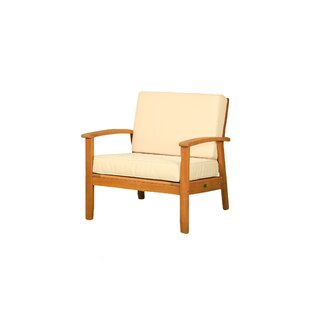 Alcott Hill Dex Deep Seat Chair with Cush..