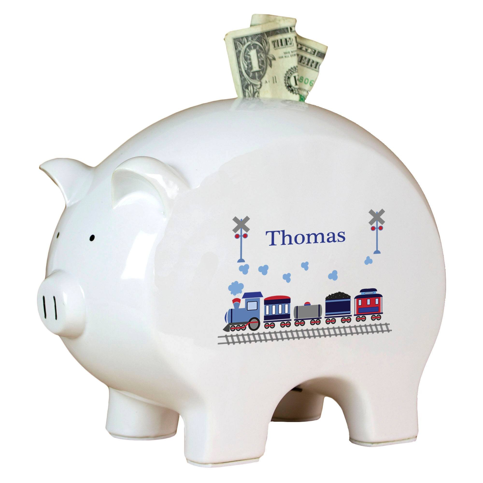 1 Piggy Banks Decorative Objects You Ll Love In 2021 Wayfair