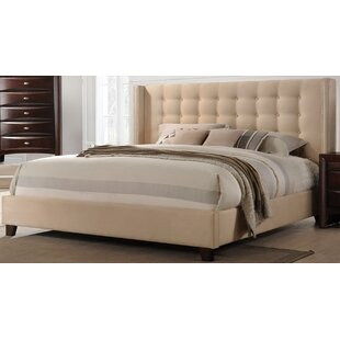 Darby Home Co Godeus Upholstered Panel Bed